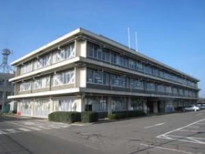 土浦合同庁舎