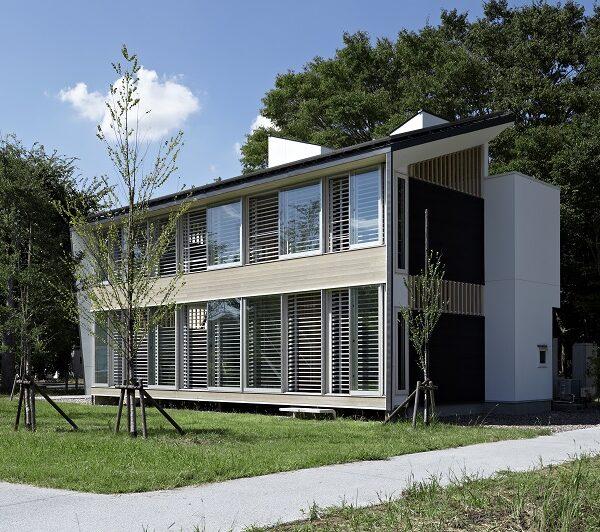 LCCMモデル住宅
